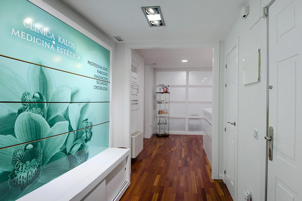 Hall 3 - Kalos Medicina Estética Talavera